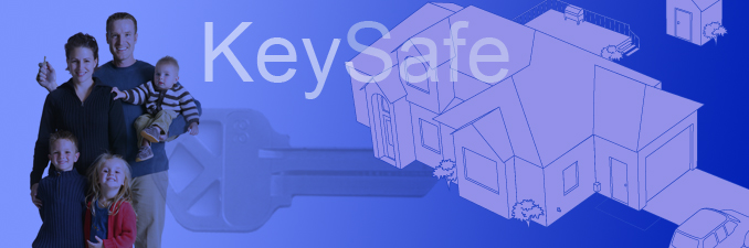 Residential Key Safes - Key Safes - By Kidde