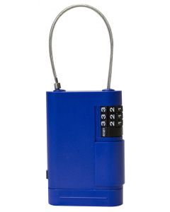 Stor-A-Key Locking Key Case with Cable 001860