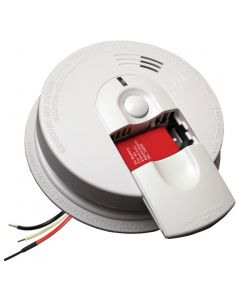 Firex i5000 Hardwire Ionization Smoke Alarm with Alkaline Battery Backup by Kidde