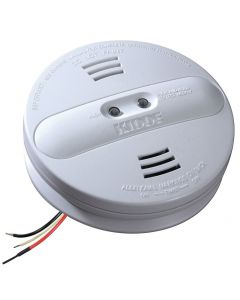 Kidde PI2010 Smoke Alarm Dual Sensor with Battery Backup (Smoke Alarms)