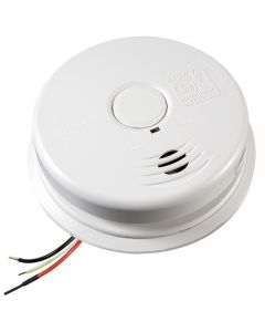 Worry-Free Living Area 10-Year Sealed Lithium Battery Operated Smoke Alarm MAIN