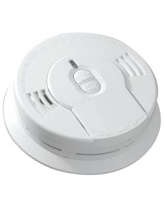 Kidde 0910 10-Year Sealed Lithium Battery-Operated Smoke Alarm