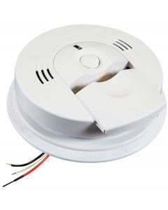 New Design - Hardwire Kidde KN-COSM-IB Hardwire Interconnectable Combination Carbon Monoxide & Smoke Alarm